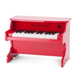 EITECH Elektronické piano, červené
