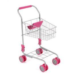 BAYER CHIC 2000 supermarket nákupní vozík růžový