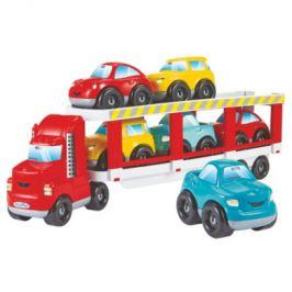 ecoiffier Abrick Car-Truck