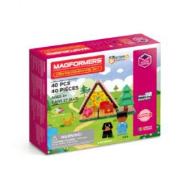 MAGFORMERS Camping Adventure Set