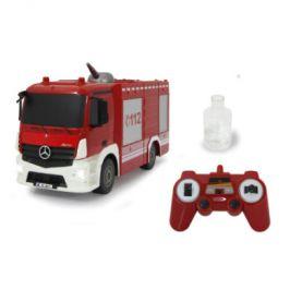 JAMARA hasičský sbor TLF s funkcí stříkání Mercedes-Benz Antos 1:26 2,4 GHz