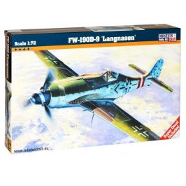 Mister Craft Model letadla Focke-Wulf Fw-190D-9 Langnasen C-07 (série III)