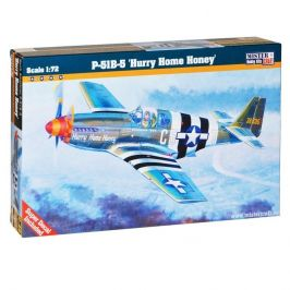 Mister Craft Model letadla P-51B-5 Mustang Hurry Home Honey