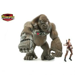 Jurassic Clash Jurassic Clash Gorila Cyber-Kong s Amazonkou 23 cm