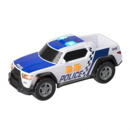 Teamsterz Auto policejní s efekty 16 cm