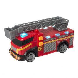 Teamsterz Auto hasičské se světelnými a zvukovými efekty 16 cm