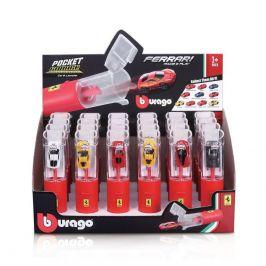 Bburago Bburago Ferrari Pocket Garáž s vystřelovačem display box