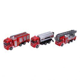 Wiky Vehicles Auto hasičské kovové 12 cm