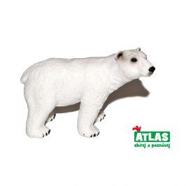 Atlas C - Figurka Medvěd lední 10 cm