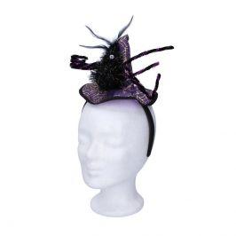 Wiky Wiky Čelenka klobouk s pavoukem