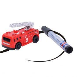 Wiky Vehicles Indukční autíčko s magickým fixem 8 cm