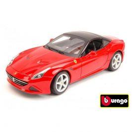 Bburago Bburago 1:18 Ferrari California T closed top červená 18-16003