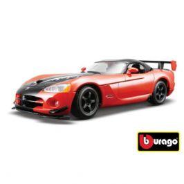 Bburago Bburago 1:24 Dodge Viper SRT10 ACR červeno černá 18-22114