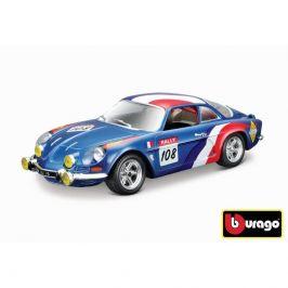 Bburago Bburago 1:24 Alpine Renault A110 1600S 1971 modrá 18-22022