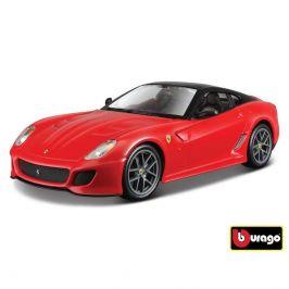 Bburago Bburago 1:24 Ferrari 599 GTO červená 18-26019