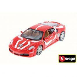 Bburago Bburago 1:24 Ferrari F430 Fiorano červená 18-26009