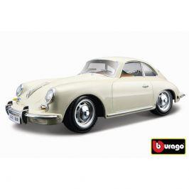 Bburago Bburago 1:24 Porsche 356B Coupe (1961) Ivory 18-22079