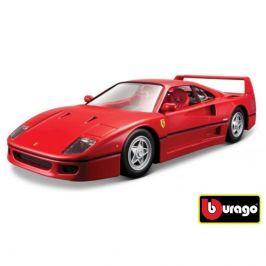 Bburago Bburago 1:24 Ferrari F40 červená 18-26016