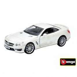 Bburago Bburago 1:24 Mercedes-Benz SL 65 AMG Metallic bílá