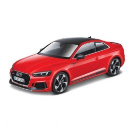 Bburago Bburago Model Audi RS 5 Coupe, 1:24 červená