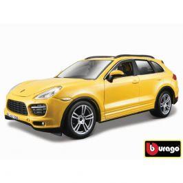 Bburago Bburago 1:24 Porsche Cayenne Turbo žlutá 18-21056