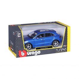 Bburago Bburago 1:24 Porsche Macan Metallic modrá 18-21077