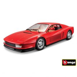 Bburago Bburago 1:24 Ferrari Testarossa Red