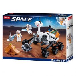 Sluban Sluban Space M38-B0733 Planetární Rover