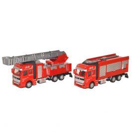 Wiky Vehicles Auto hasičské kov 19 cm, 3 druhy