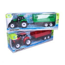 Wiky Vehicles Traktor s vlečkou 39 cm