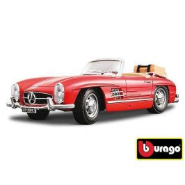 Bburago Bburago 1:18 Mercedes Benz 300 SL Touring (1957) Red 18-12049