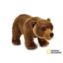National Geographic National Geographic plyšák Medvěd 27 cm