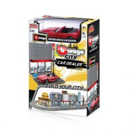 Bburago Bburago city 1:43 18-31501 Prodejna aut