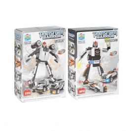Wiky Wiky Robot stavebnice 3v1, 91 ks