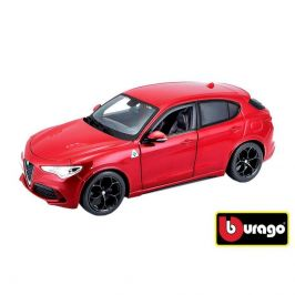 Bburago Bburago 1:24 Alfa Romeo Stelvio červená 18-21086R