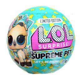 MGA L.O.L. Pets Supreme Limited Edition, Svatební koníček, PDQ
