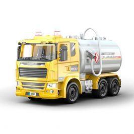 Wiky Vehicles Auto - Cisterna - skládací model 32 cm