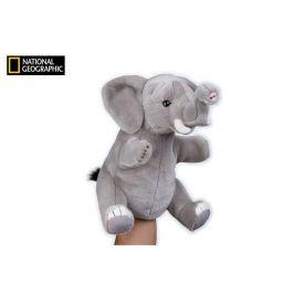 National Geographic National Geographic maňásek Slon 26 cm