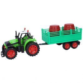 Wiky Vehicles Traktor s vlečkou 35 cm