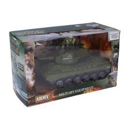 Wiky Vehicles Tank s vojákem 26 cm
