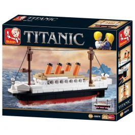 Sluban Sluban Titanic M38-B0576 Titanic malý