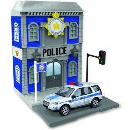 Bburago Bburago city 1:43 18-31502 Policejní stanice