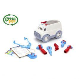 Green Toys Green Toys Ambulance s lékařskými nástroji