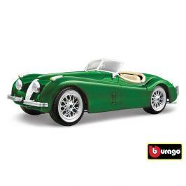 Bburago Bburago Jaguar XK 120 Roadster 1951 zelená 1:24