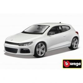 Bburago Bburago 1:24 Volkswagen Scirocco R bílá 18-21060