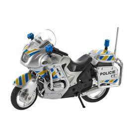 Mikro Trading Motorka policejní CZ 12cm