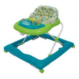 Dětské chodítko Baby Mix blue-green