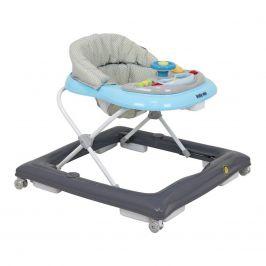 Dětské chodítko Baby Mix grey-blue