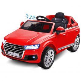 BAZÁREK Elektrické autíčko Toyz AUDI Q7-2 motory red