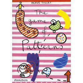 Hervé Tullet Kniha Hra se vzory/ The Game of Patterns